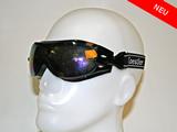 Crossbrille(Cross - Motor) Spiegelglas  für Erwachsene